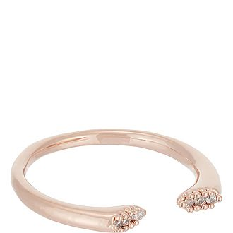 Delicate Stack Ring