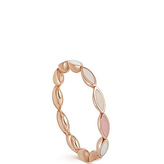Paloma Petal Eternity Ring