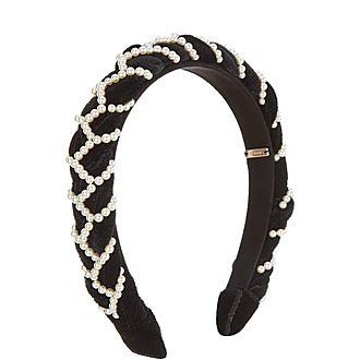 Land Pearl Headband