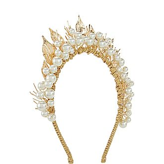 Blossom Pearl Headband