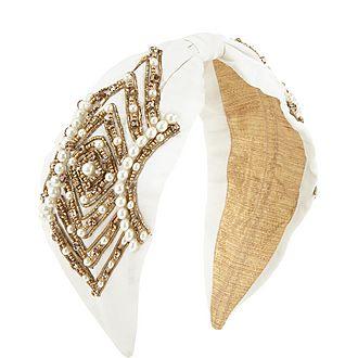 Diamond Crystal Headband