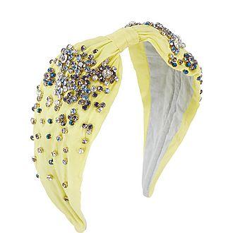 Crystal Wrap Headband