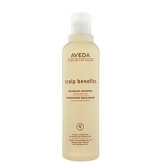 Scalp Benefits Shampoo 250ml