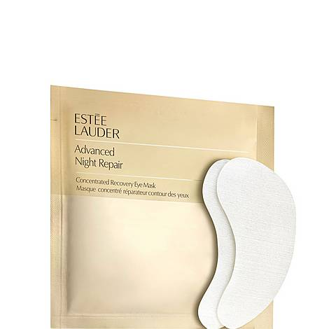 Advanced Night Repair Concentrated Recovery Eye Mask Pack of 4, ${color}