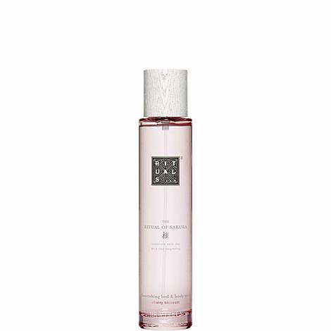 The Ritual of Sakura Bed & Body Mist 50ml, ${color}