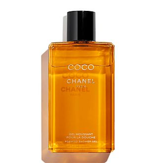 FOAMING SHOWER GEL 200ML