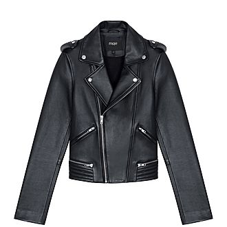 Lambskin Leather Jacket