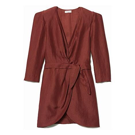 Wraparound Dress, ${color}