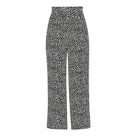 Spotted Animal Trousers, ${color}