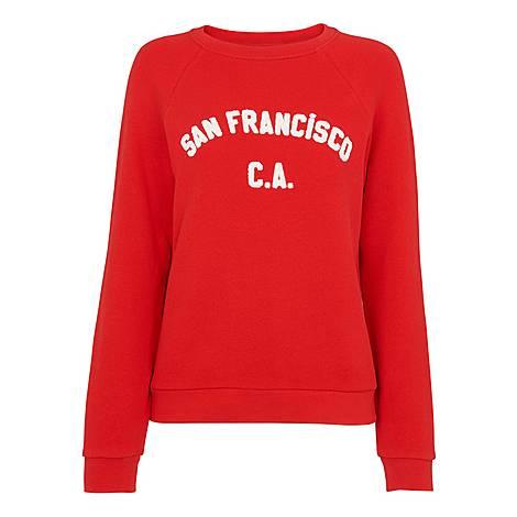 San Francisco Logo Sweatshirt, ${color}