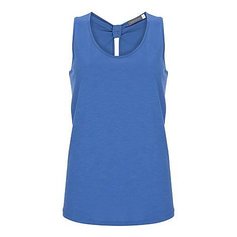 Azure Knot Back Vest, ${color}