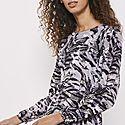 Izzy Puff Sleeve Midi Dress, ${color}