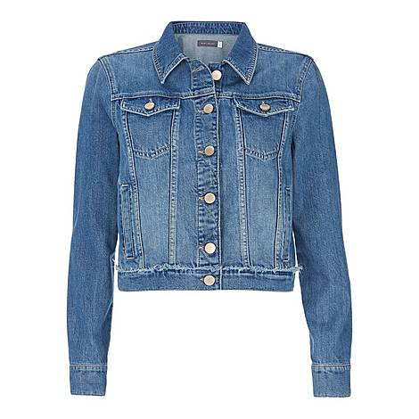 Authentic Indigo Denim Jacket, ${color}