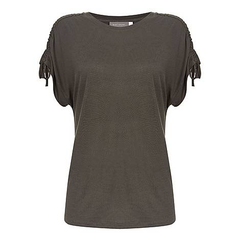 Tie Shoulder T-Shirt, ${color}