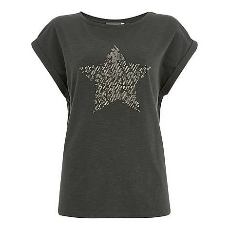 Star Studded T-Shirt, ${color}