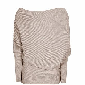 Lorna Off The Shoulder Sweater