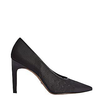 Zena Mesh Court Shoes