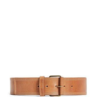 Lou Leather Waist Belt