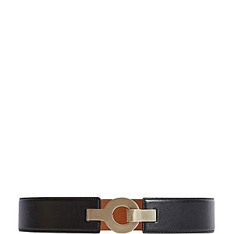 Cece Metal Clasp Waist Belt