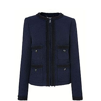 Charlee Tweed Jacket