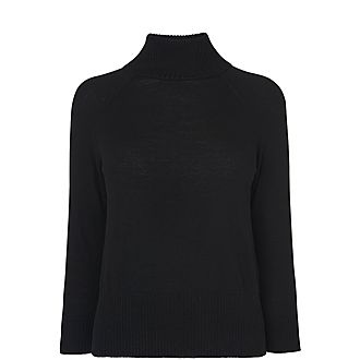 Brett Turtleneck Sweater