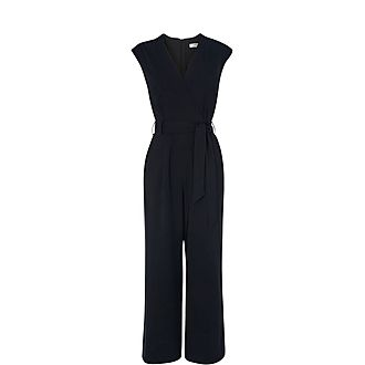Kent Wrap Jumpsuit