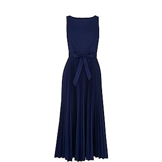 Patti Pleated Dress