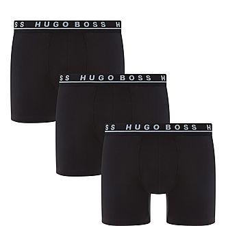 3-Pack Stretch Boxer Briefs