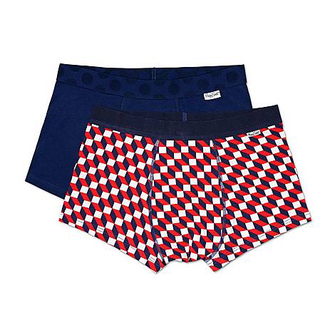 2-Pack Optic Print Trunks, ${color}