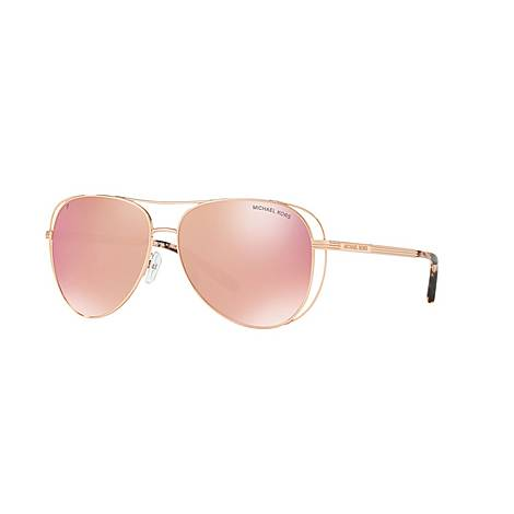 Aviator Sunglasses MK1024, ${color}