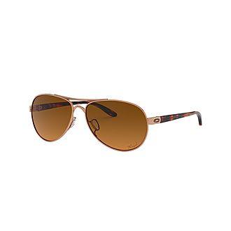 Tie Breaker Pilot Sunglasses OO4108 56