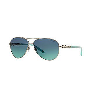 Aviator Sunglasses TF3049B