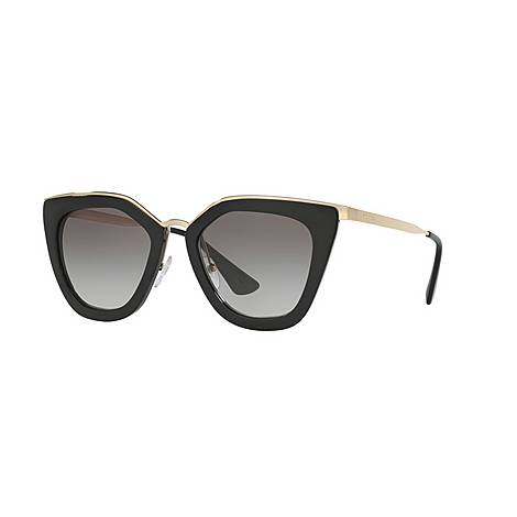 Cat Eye Sunglasses 53SS 52, ${color}