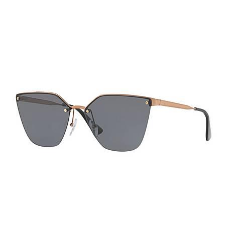 Cat Eye Sunglasses PR 68TS 63, ${color}