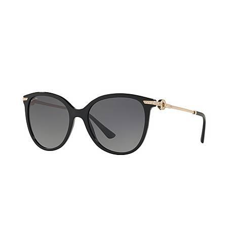 Round Sunglasses BV8201B 55, ${color}