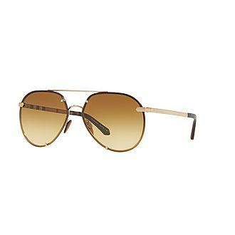 Aviator Sunglasses BE3099 61