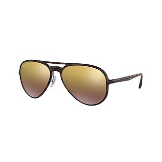 Pilot Sunglasses RB4320CH