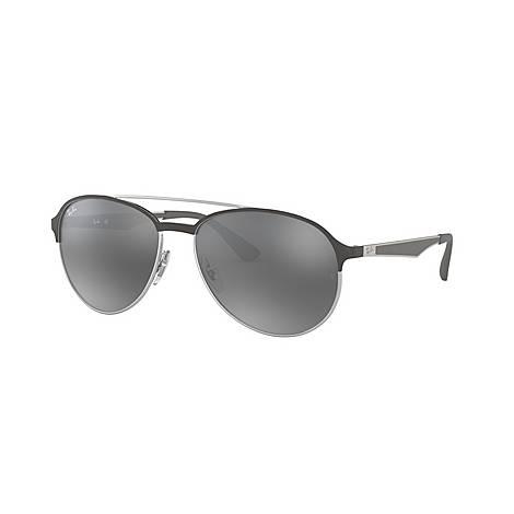 Pilot Sunglasses 0RB3606, ${color}