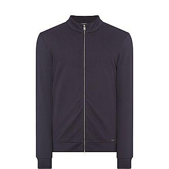 Skiles Zip-Through Sweatshirt