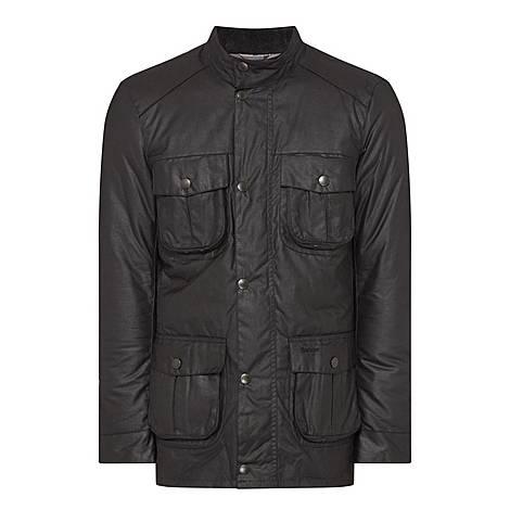 Corbridge Four-Pocket Wax Jacket, ${color}