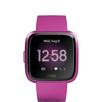 Versa Lite Aluminium Smart Watch