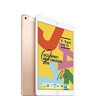10.2-inch iPad Wi-Fi 32GB  Gold