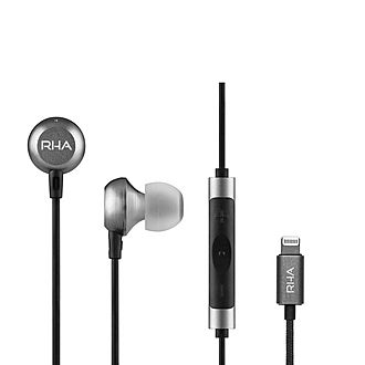MA650i with Lightning Headphones with Microphone