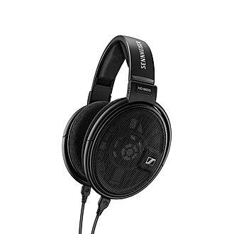 Open Back Over-Ear Dynamic Headphones