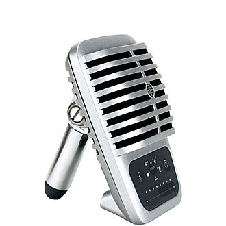 Digital Large-Diaphragm Condenser Microphone