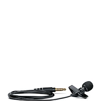 Lavalier Microphone For Smartphone Or Tablet