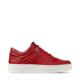 Hawaii Calf Leather Trainers