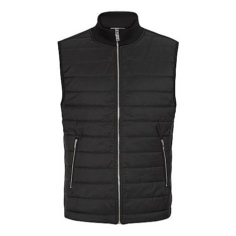 Nelson Quilted Gillet, ${color}