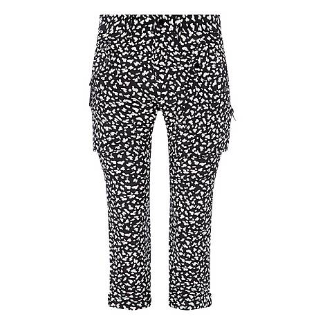 Leopard Print Trousers, ${color}
