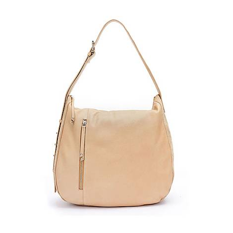 Phoebe Leather Shoulder Bag, ${color}